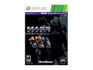 Mass Effect Trilogy Xbox 360 Game EA