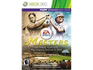 Tiger Woods PGA Tour 14 Masters Historic Edition Xbox 360 Game EA