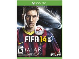 FIFA 14 Xbox One Video Games