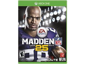Madden NFL 25 Xbox One Video Games