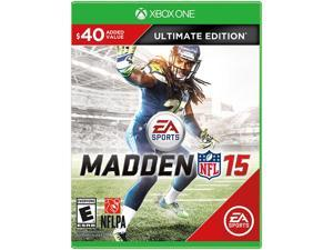 Madden NFL 15 Ultimate Edition Xbox One