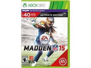 Madden NFL 15 Ultimate Edition Xbox 360