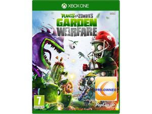 Pre-owned Plants vs Zombies Garden Warfare Xbox One