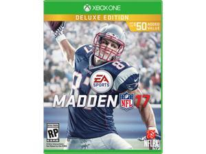 Madden NFL 17 Deluxe Edition - Xbox One