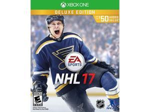 NHL 17 Deluxe edtion - Xbox One