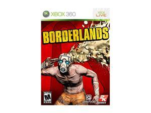 Borderlands Xbox 360 Game 2K Games