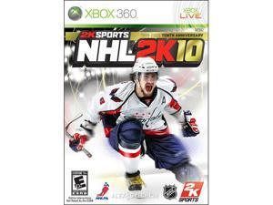 NHL 2k10 Xbox 360 Game