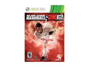 MLB 2k12 Xbox 360 Game