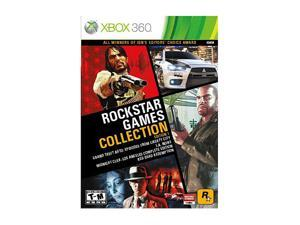 Rockstar Games Collection: Edition 1 Xbox 360 Game