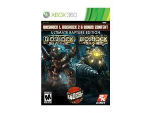 BioShock Ultimate Rapture Edition Xbox 360 Game 2K Games