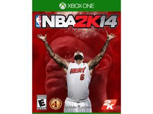NBA 2K14 Xbox One Video Game
