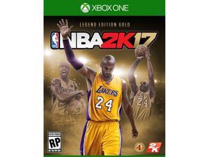 NBA 2K17 Legend Edition Gold - Xbox One