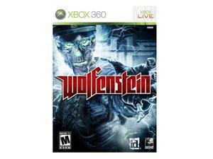Wolfenstein Xbox 360 Game