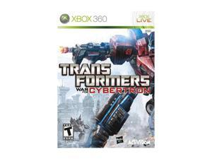 Transformers: War For Cybertron Xbox 360 Game