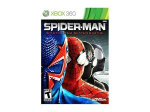 Spider-Man: Shattered Dimensions Xbox 360 Game