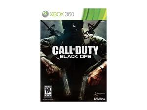 Call of Duty: Black Ops Xbox 360 Game Activision