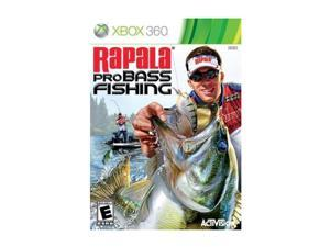 Rapala Pro Bass Fishing 2010 (Game Only) Xbox 360 Game