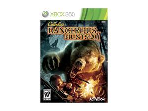 Cabela's Dangerous Hunts 2011 (Game Only) Xbox 360 Game
