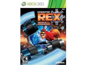 Generator Rex Xbox 360 Game