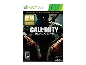 Call of Duty Black Ops w/First Strike Pack Xbox 360 Game