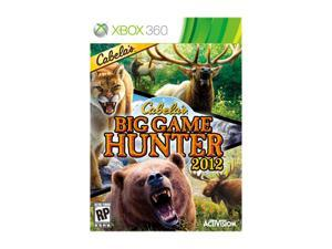 Cabela's Big Game Hunter 2012 Xbox 360 Game