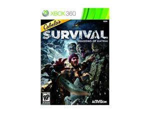 Cabela's Survival Adventures Xbox 360 Game