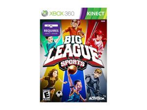 Big League Sports (Kinect) Xbox 360 Game