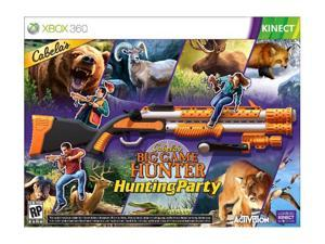 Cabela's Big Game Hunter: Hunting Party w/Gun Xbox 360 Game Activision