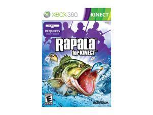 Rapala For Kinect Xbox 360 Game