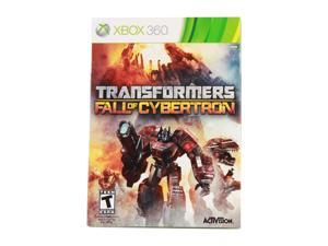 Transformers: Fall of Cybertron Xbox 360 Game Activision