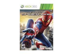 Amazing Spider-Man Xbox 360 Game