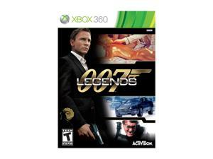 007 Legends Xbox 360 Game