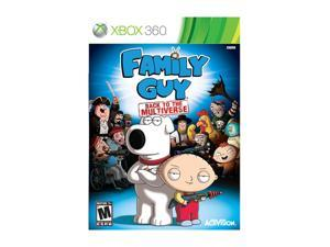 Family Guy: Back to the Multiverse Xbox 360 Game