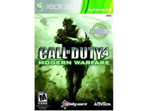 Call of Duty 4 : Modern Warfare Xbox 360 Game