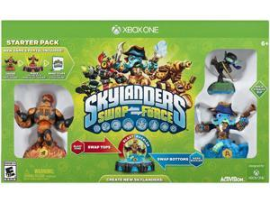 Skylanders SWAP Force Starter Pack Xbox One Video Game