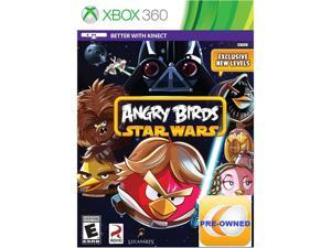 Pre-owned Angry Birds: Star Wars Xbox 360