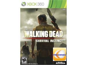 Pre-owned The Walking Dead: Survival Instinct Xbox 360