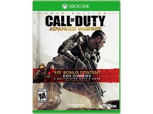 Call Of Duty: Advanced Warfare Gold Edition W/DLC Xbox One
