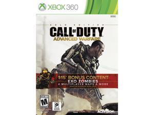 Call Of Duty: Advanced Warfare Gold Edition W/DLC Xbox 360