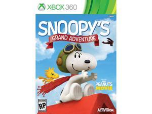 The Peanuts Movie: Snoopy's Grand Adventure - Xbox 360