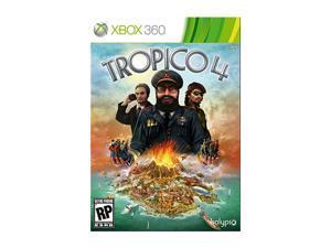 Tropico 4 Xbox 360 Game