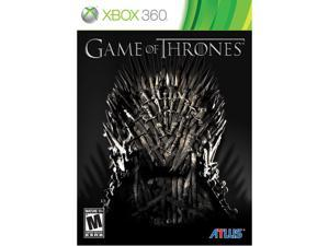 Game of Thrones Xbox 360 Game