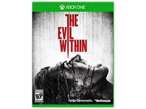 The Evil Within Xbox One Video Game Bethesda