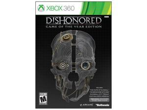 Dishonored: Game of the Year Edition Xbox 360 Game Bethesda