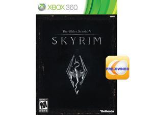 PRE-OWNED The Elder Scrolls V: Skyrim Xbox 360