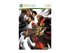 Street Fighter IV Xbox 360 Game CAPCOM