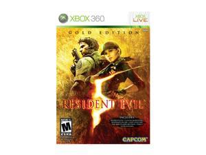 Resident Evil 5: Gold Edition Xbox 360 Game