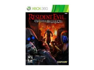 Resident Evil: Operation Raccoon City Xbox 360 Game CAPCOM