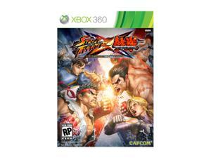 Street Fighter X Tekken Xbox 360 Game CAPCOM