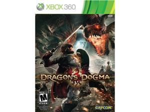 Dragon's Dogma Xbox 360 Game CAPCOM